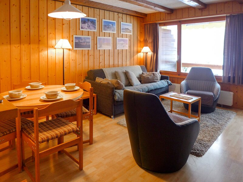 Parc, holiday rental in Bovernier