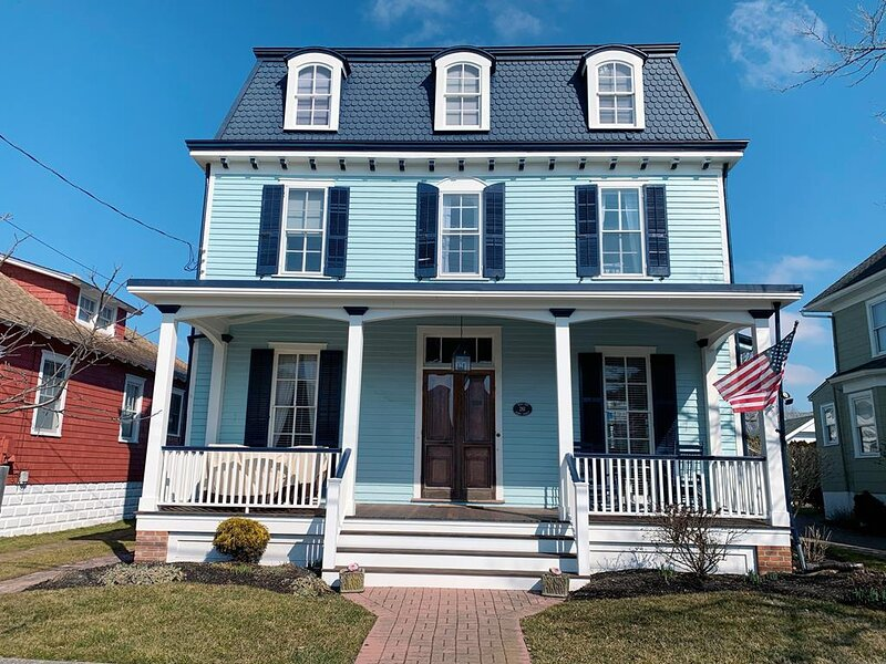 LARGE HOME WITH POOL 138149, vacation rental in Cape May