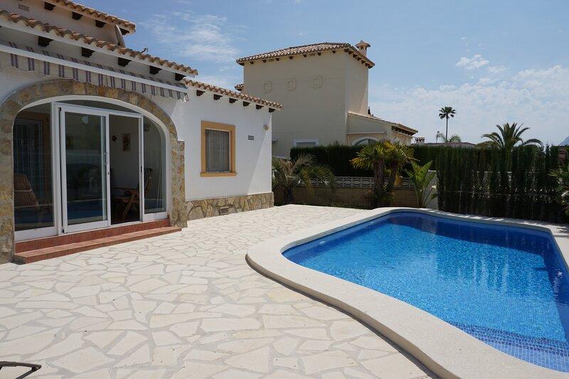 Villa NATALIA en Els Poblets, holiday rental in Els Poblets