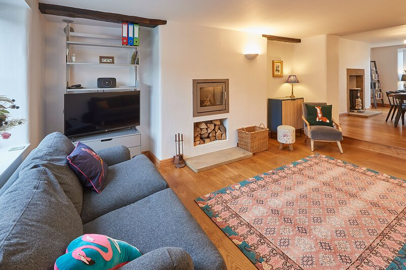 4 Skyreholme Mill Cottages, holiday rental in Hebden