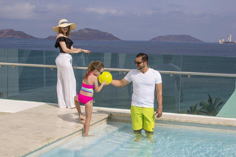 Penthouse in Torre eMe, location de vacances à Mazatlan