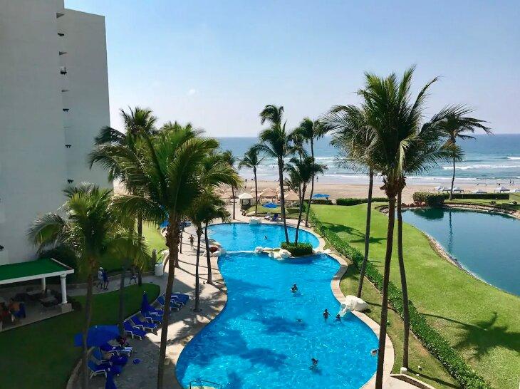 Apartamento Acapulco Diamante, holiday rental in Coyuca de Benitez