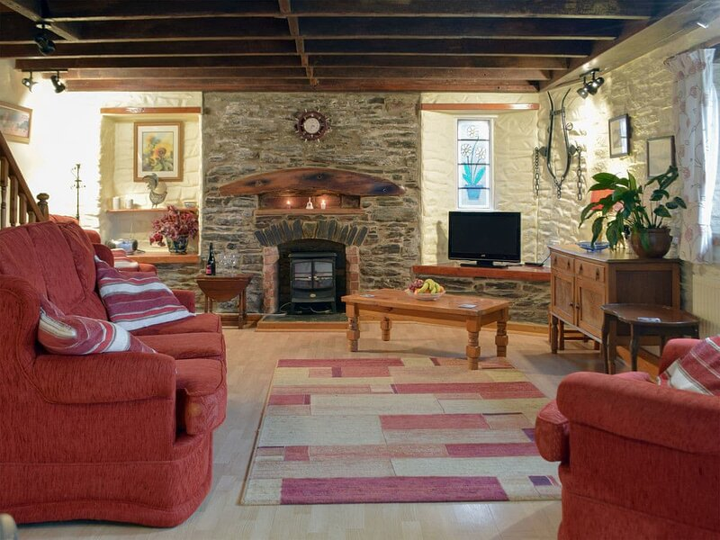 Stable Cottage, holiday rental in Moylegrove