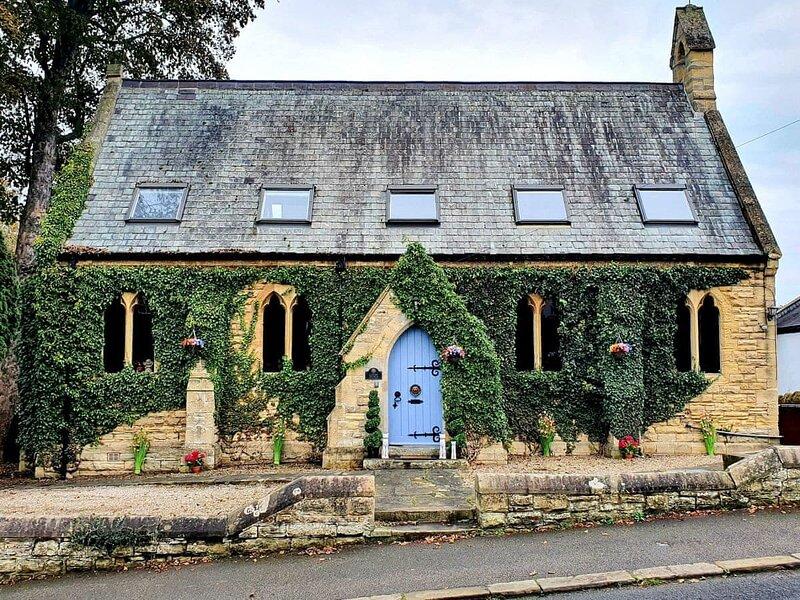 Linton Church, Ferienwohnung in Shadwell