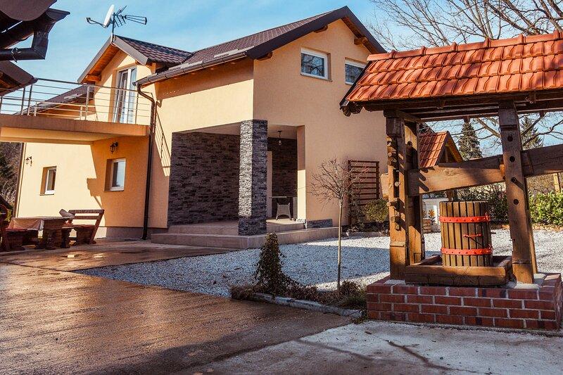 Holiday Home Klara, holiday rental in Velika Gorica