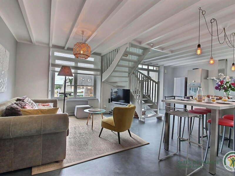 Les Flots, holiday rental in Binic