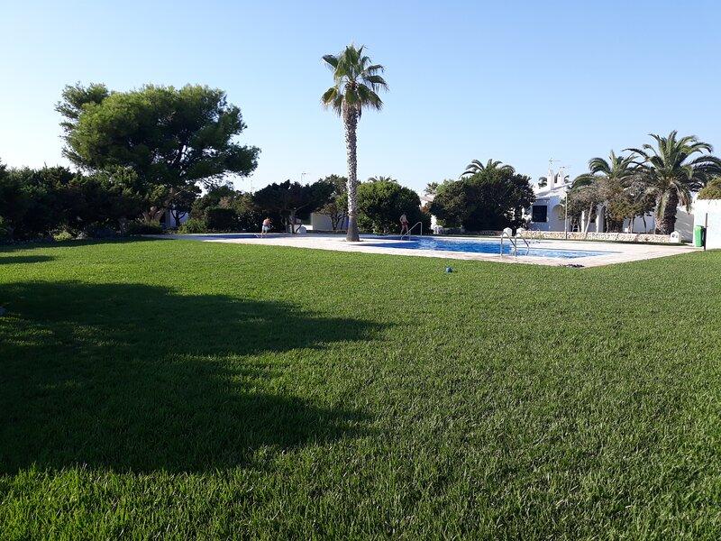 Villa Xaloc 201, alquiler vacacional en Menorca