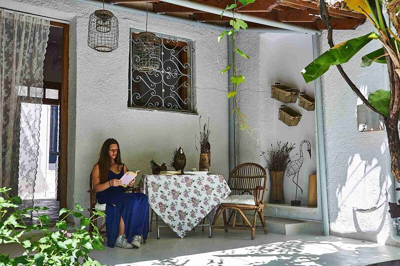 Violette Home, seaside comfort, holiday rental in Kalamaki