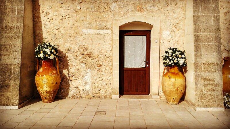 Double Room - Agriturismo Masseria Nuova (4), holiday rental in San Marzano di San Giuseppe