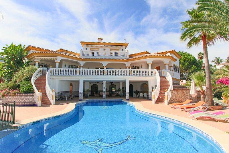 Villa El Oasis, holiday rental in Pinos de Alhaurin