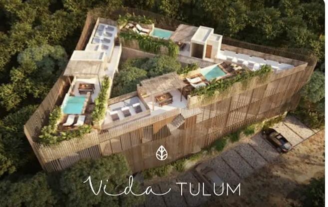 Luxury Boho Apartment 13 Vida Tulum, alquiler de vacaciones en Macario Gómez