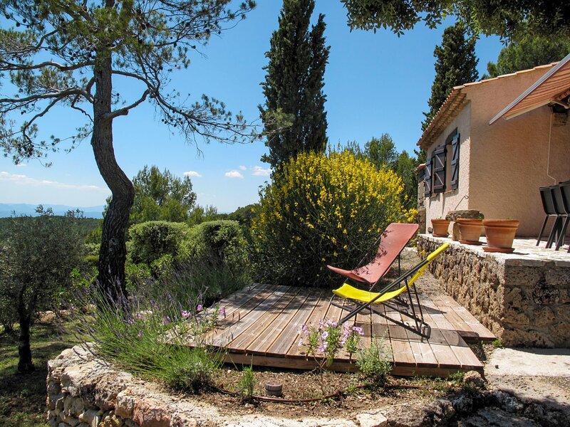 La Farigoule, holiday rental in Tourtour