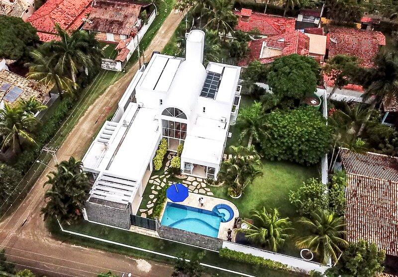 Casa incrível com piscina em São Sebastião, casa vacanza a Cambaquara