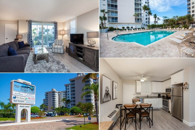 Bonita Beach & Tennis 3305 - Wkly, vacation rental in Survey Creek