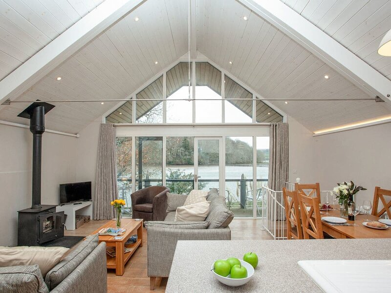 Driftwood Lodge, vacation rental in Totnes