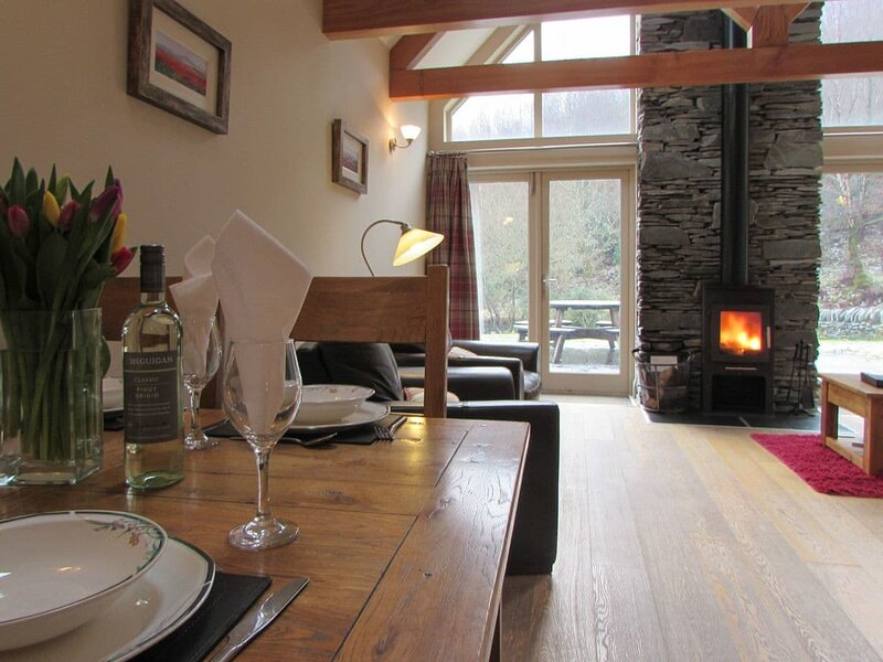 Quarry Cottage-UK7083, holiday rental in Luss