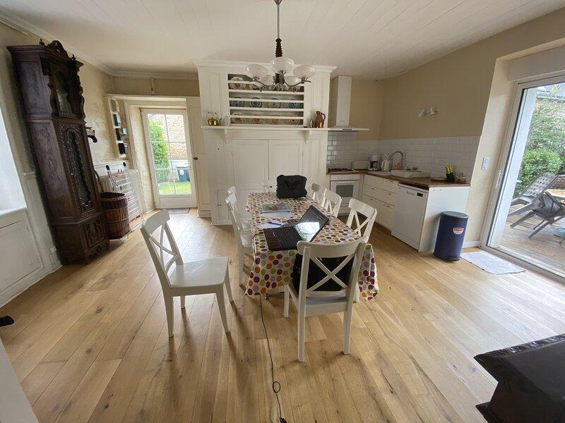 REF 345 HENNEBONT Maison de famille et de caractère, vacation rental in Hennebont