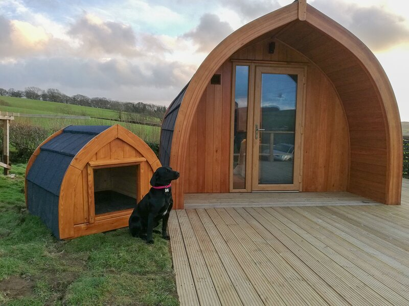 Pheasant Field Pod, holiday rental in Burton-in-Kendal