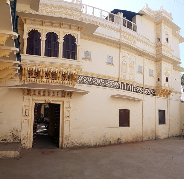 Sun Heritage Deluxe Cottage, vacation rental in Udaipur District