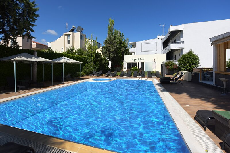 Rhodes Premium Suite, Luxury with Private Jacuzzi, holiday rental in Filerimos
