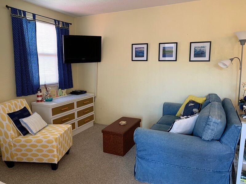 Gulf Winds 808 Studio, alquiler de vacaciones en Saint Pete Beach