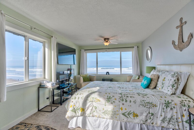 """Welcome to Unit 328/329, a deluxe penthouse we call """"Coastbusters."""""""