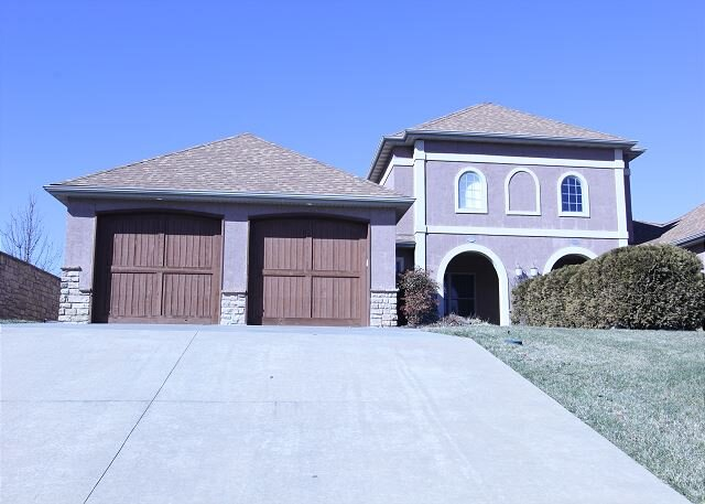 Exquisite! Tuscan-style Villa in Branson Creek! Ideal for a Golf and Nature!, casa vacanza a Hollister