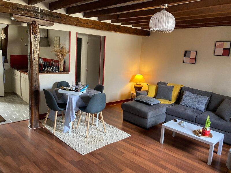 LA BRECHE **, holiday rental in Villemeux-sur-Eure
