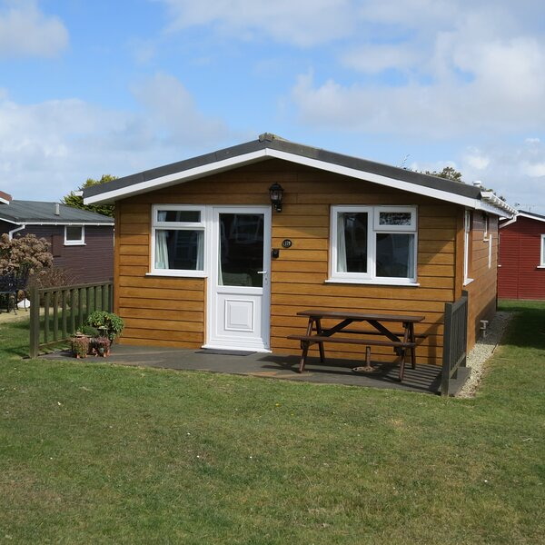 Holiday Chalet in St Merryn  near Padstow North Cornwall, holiday rental in Padstow