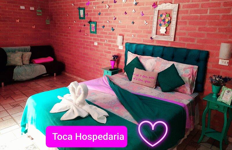Toca Hospedaria - Centro, casa vacanza a Sao Bento do Sapucai