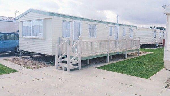 Caravan 3, location de vacances à Helsey