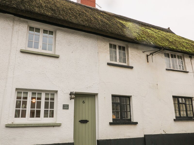 ROBIN COTTAGE, thatched cottage, in Otterton, East Devon AONB, Ref 967311, vakantiewoning in Otterton