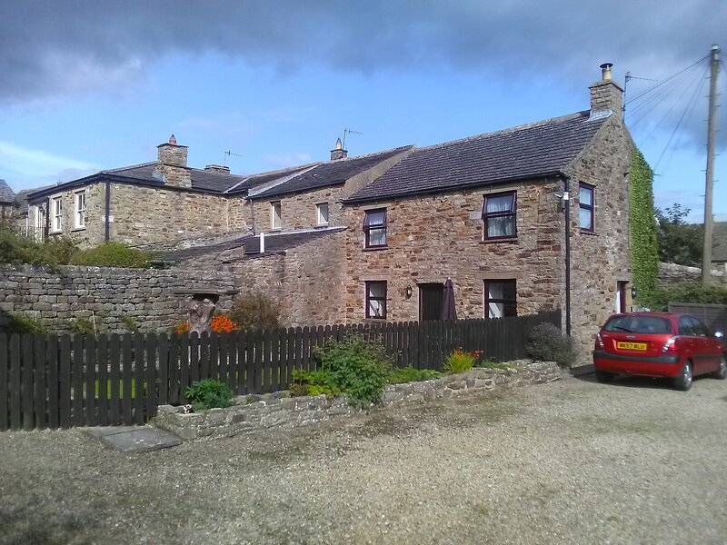 The Old Barn, vacation rental in Reeth