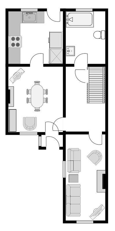 Dalesmoor Ground Floor Plan