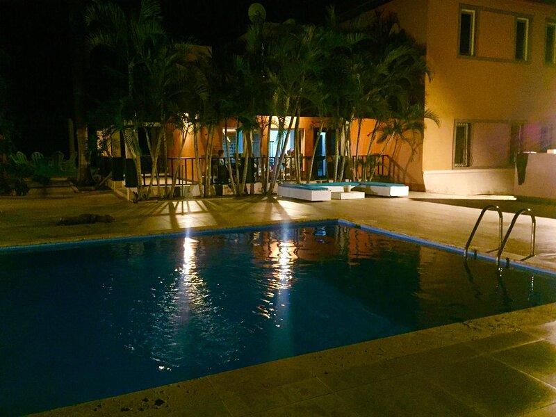 Villa Gemelas Alojamientos, holiday rental in Luperon
