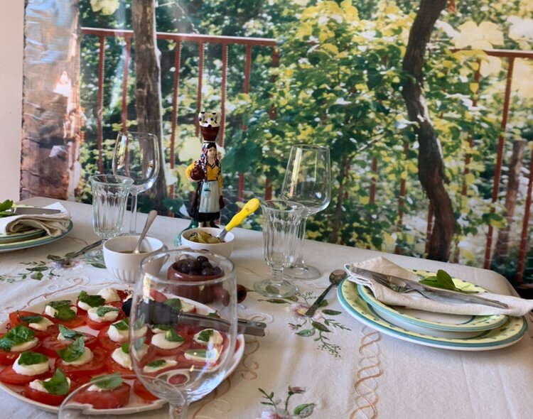 Italian paradise in Katoomba Blue Mtns, holiday rental in Blue Mountains