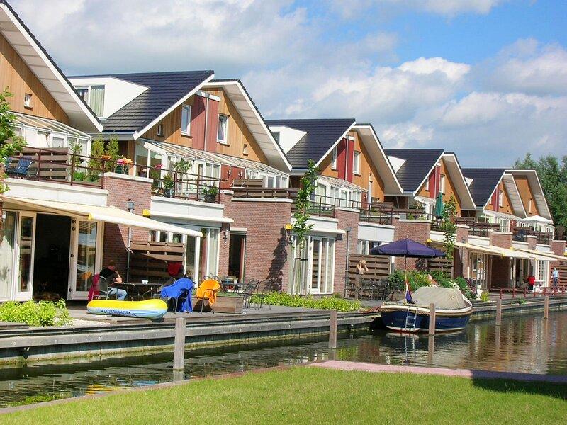 De Meerparel, holiday rental in Uitgeest