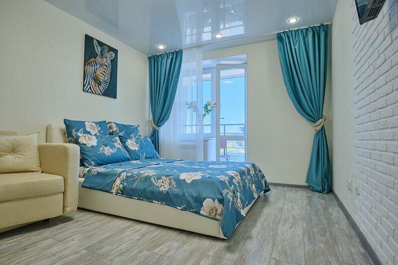 Новые апартаменты с видом на парк, location de vacances à Tomsk