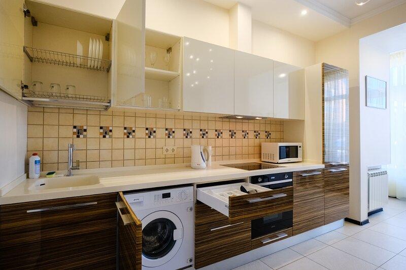 Стильные апартаменты на Карташова 29б, vacation rental in Tomsk