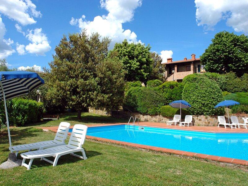 Il Giardino della Pineta, holiday rental in Gambassi Terme