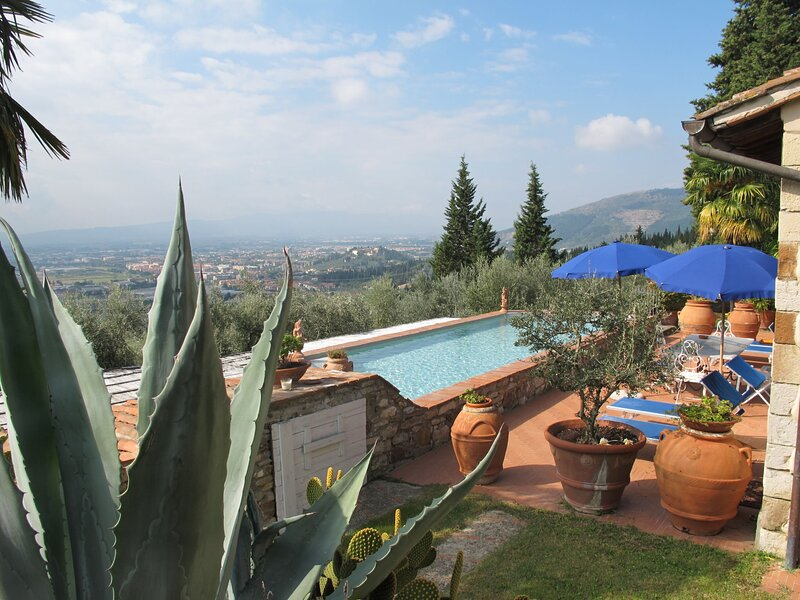 Torre intera, CLZ******* (CLZ157), vacation rental in Calenzano