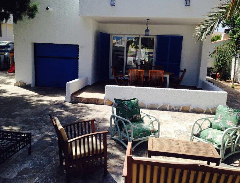 Villa en Cabo de Palos, alquiler de vacaciones en Cabo de Palos