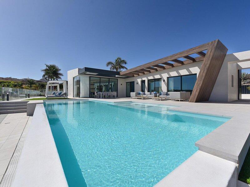 Villa Sunset Salobre, casa vacanza a Monte Leon