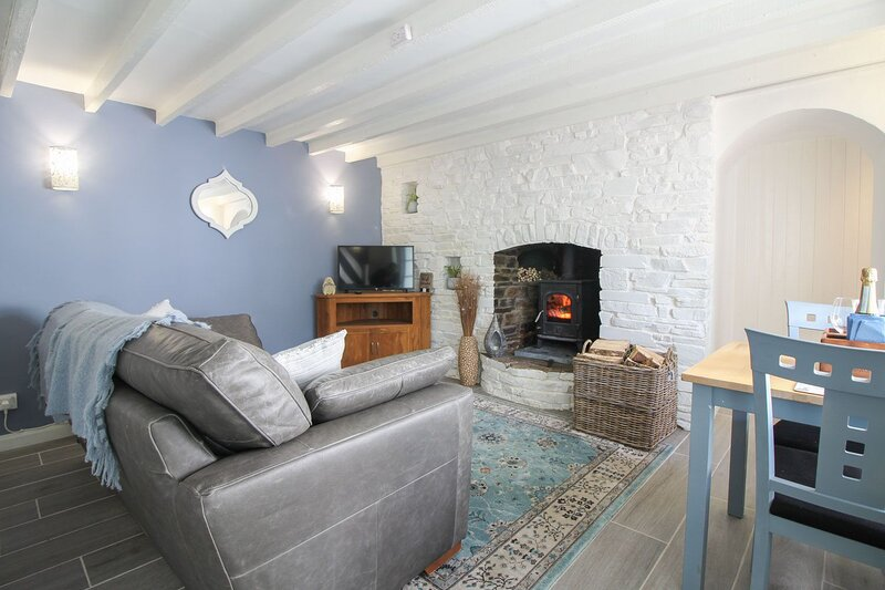 April Cottage, Tamar Valley, vacation rental in Horrabridge