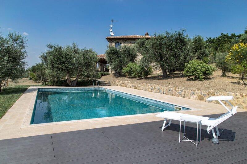 Villa Amora, location de vacances à Seggiano