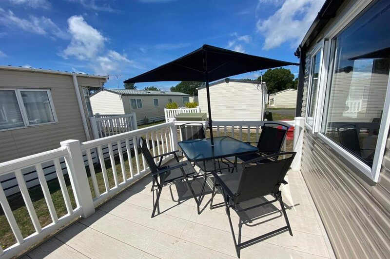Pevensey Bay Holiday Park 3 Bedrooms Sleeps 6 48 The Lawns, holiday rental in Pevensey