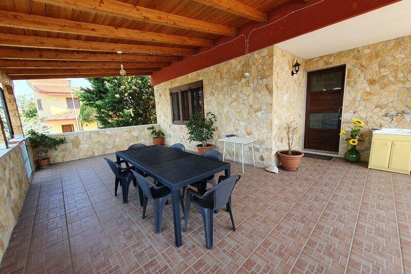 Villetta Sergio, location de vacances à Collepasso
