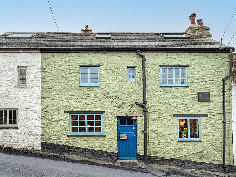 Forge Cottage, Dittisham, holiday rental in Washbourne