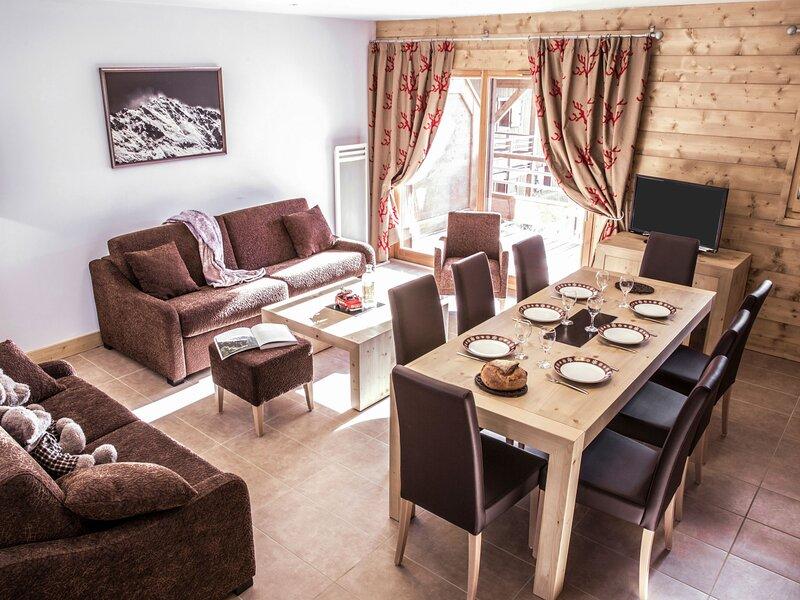 CGH Rés&Spa Le Grange aux Fées (VAM100), casa vacanza a Doucy