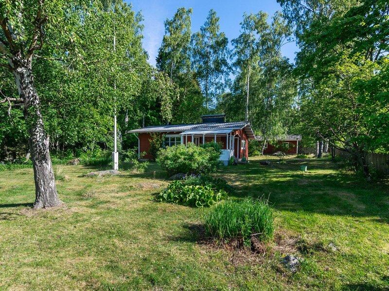 Lampaluodon punainen tupa, holiday rental in Noormarkku